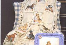Cross Stitch Canine