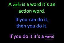 Grammar / by Ann Haddock