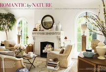 Mark D. Sikes Veranda July 2014 / In the July 2014 issue of Veranda, Designer Mark D. Sikes took my breath away with his displays of exceptional talent and beauty in his Los Angeles home.  I cannot stop admiring his work and the project!
