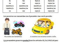 Spanish - Grammar