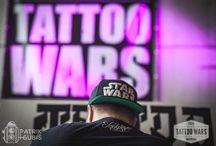 2nd.TATTOO WARS BRATISLAVA 2014 / Its tattoo show in Bratislava