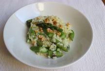 Spargel / Rezepte mit dem tollen Gemüse