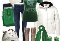 New York Jets / by Sandy Ross