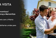 Esperamos a sua visita- Imobiliária de Curitiba