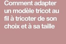Info tricots