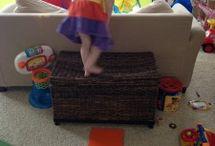 Kids: Obstacle Course Ideas / Obstacle Course Ideas #invitationtoplay because #playmatters / by Katariina M