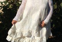 """La-petite-mazanaise / Je suis créatrice de vêtements pour les RONDES """"comme moi """", je travaille sur mesure du 44 au 62, mais je peux aussi  faire tous mes modèles en taille 36 au 42."""