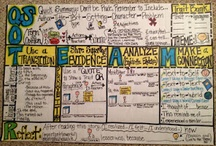 anchor charts / by Trina Allen