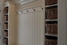 Laundry Mudroom Inspiration