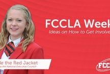 INSIDE the Red Jacket / Catch up on all of the latest INSIDE the Red Jacket Blog's / by National FCCLA