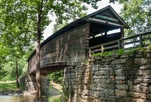 Covered bridges Washington