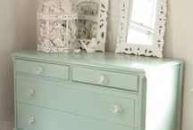 Furniture--Dressers / by Christy Anderson