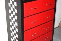 adan dresser / by Patti-Lynn Haughton