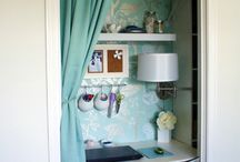 Room & closet idea