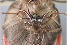 wire hair