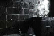 Modern badrumsdesign