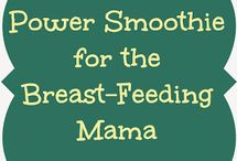 Breastfeeding  / by Megan Lipp