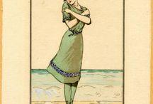 Bathing suit I Edwardian