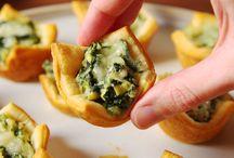 Recipes - Spinach Artichoke