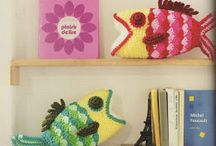 Poisson crochet pinterest