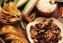 Comida mexicana / Antojitos mexicanos