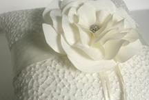 Wedding Rings Pillow