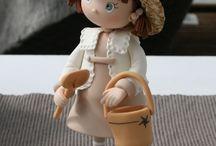 куклы из полимерки