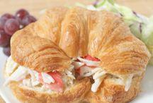 Food: Sandwiches / by Eileen Veilleux