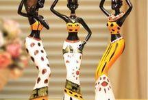Africanas lindas