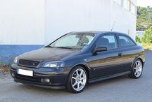 Opel Astra Sport 1.6i 16Val 3p.100cv (llantas suspension ordenador gancho etc)...2600 euros