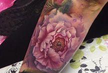 Tattoos / Beautiful body art