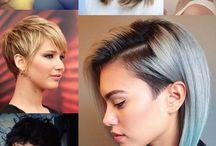 Frisyrer och hår