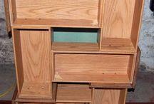 Reciclagem de gavetas