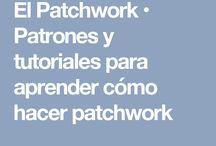 TUTORIALES DE PACHWORK