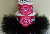 ~Diaper~Cakes~ / by Renee Silva