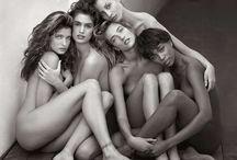 Herb Ritts - Les sensuels portraits de femmes