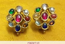 Kamna Earrings / Earrings Designs from Kamna.