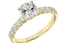 Engagement Rings: Split Shank / Split-shank engagement rings. Looking to get engaged? Visit Radcliffe Jewelers in Baltimore, MD.