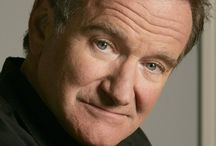 We'll miss you, Robin! / Another Star gone to the heavens.
