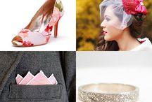 Bridal / floral wedding