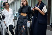 STReeT SNaP / Real fashion Researching for details and styling and colors, fabrics and so on