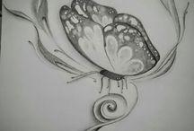Drawing by Ramona Krusinskiene