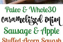 AIP/Paleo Diet / Healthy and delicious recipes that follow the Autoimmune Protocol or Paleo Diet.