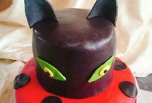 LadyBug Miraculous / Idéias para festa de aniversário com o tema LadyBug