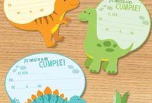 Cumple Dinosaurio