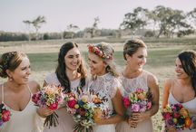 Bridesmaids // Dreamday with Dreamcar / The most beautiful Bridesmaid & Bride photo ideas