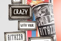 "RITAZZA * #CRAZYCUP  / This board has been created to highlight our favorite pictures during our ""Crazy Cup"" competition. To get a chance to see your picture here, simply grab a Ritazza take-away cup, photograph it in a fun place while you're on the go and upload it using Facebook or Instagram tagging with the hashtag #crazycup."
