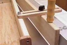 Εργαλεία ξυλουργού / Κατασκευή εργαλείων Ξυλουργού