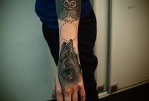 """Needles & Pins / Tattoos with a twist... not your average """"Arschgeweih"""" ;-)"""