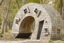 The House that Jack built / Unusual Homes  / by Nicola Howard-Laville